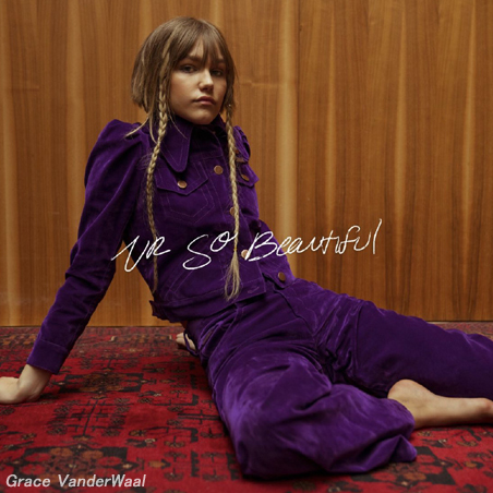 Grace VanderWaal - Ur So Beautiful [Lyric Video]_c0351105_23462689.jpg