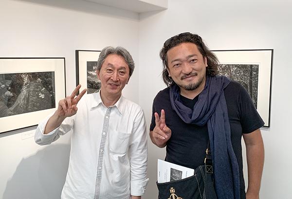 永嶋勝美写真展「YAKUSHIMA(屋久島)」5日目、今日も開館〜閉館後まで多くの方々にご来館頂きました。_b0194208_00385858.jpg