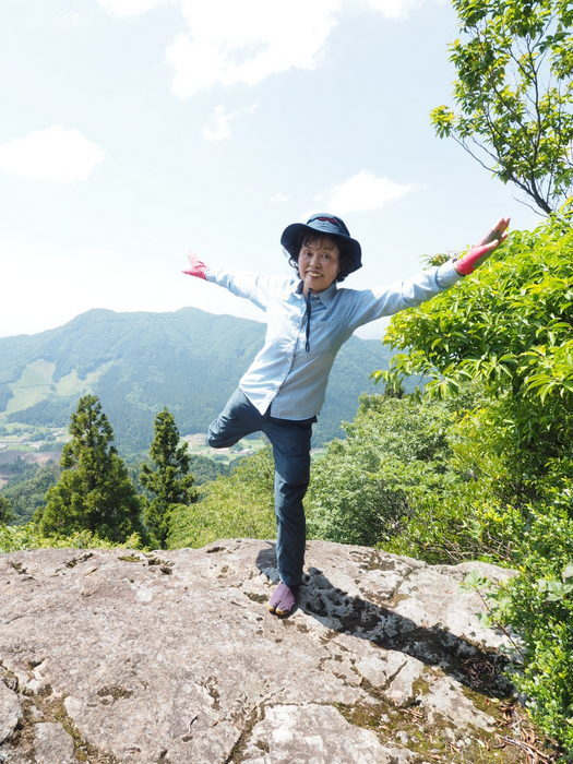 燕岩登山_c0116915_00485781.jpg