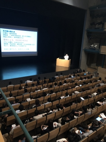 「里山住宅博 in TSUKUBA2019 」オープン記念セミナー_a0059217_18564782.jpg