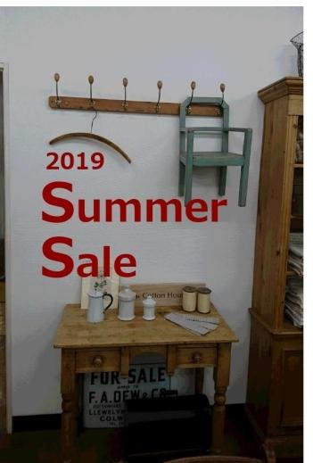 コットンハウスア 直営店の Summer sale_d0178718_14100099.jpg