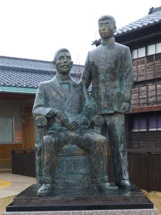 福井・富山編(40):藤野厳九郎記念館(16.3)_c0051620_1722303.jpg