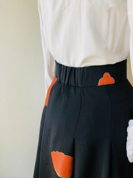 着物リメイク・羽織からからシックなスカート_d0127925_14390645.jpg