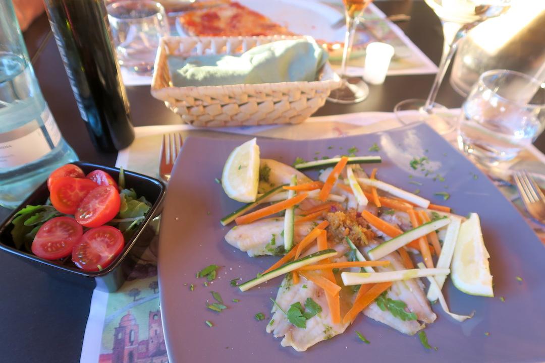 お気に入りは多国籍 伊料理店、トラジメーノ湖_f0234936_651951.jpg