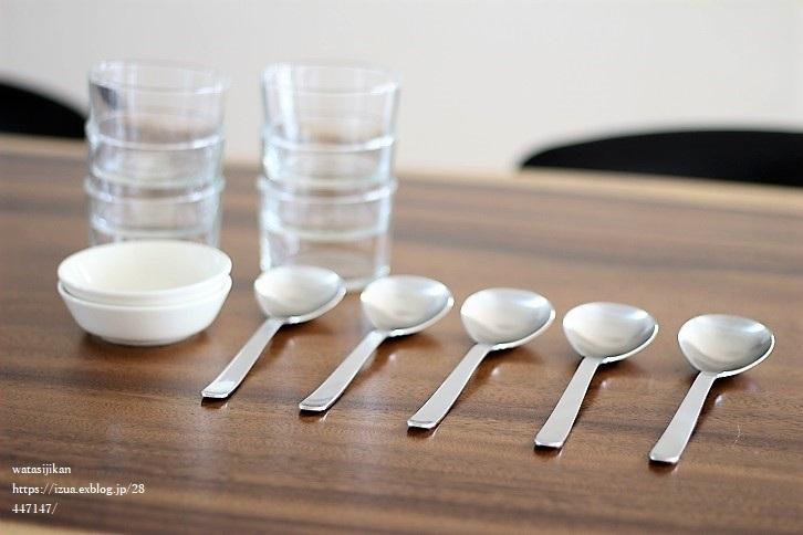 柳宗理のスープスプーンと、買い足した食器_e0214646_22310052.jpg