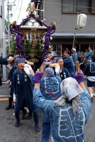 令和元年 秋谷神明社御祭禮−2_f0156448_11570037.jpg
