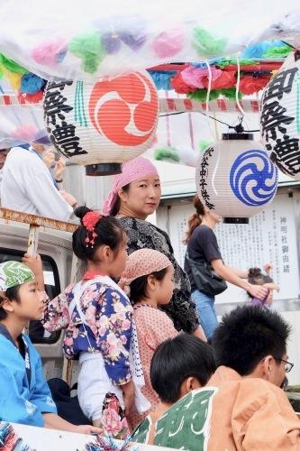 令和元年 秋谷神明社御祭禮−3_f0156448_12043976.jpg