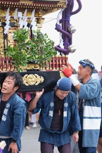 令和元年 秋谷神明社御祭禮−3_f0156448_12483177.jpg