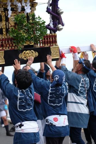 令和元年 秋谷神明社御祭禮−3_f0156448_12484603.jpg