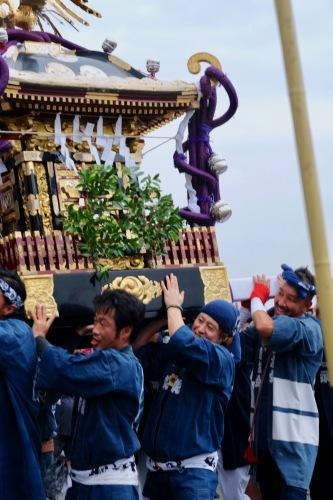 令和元年 秋谷神明社御祭禮−3_f0156448_12484761.jpg