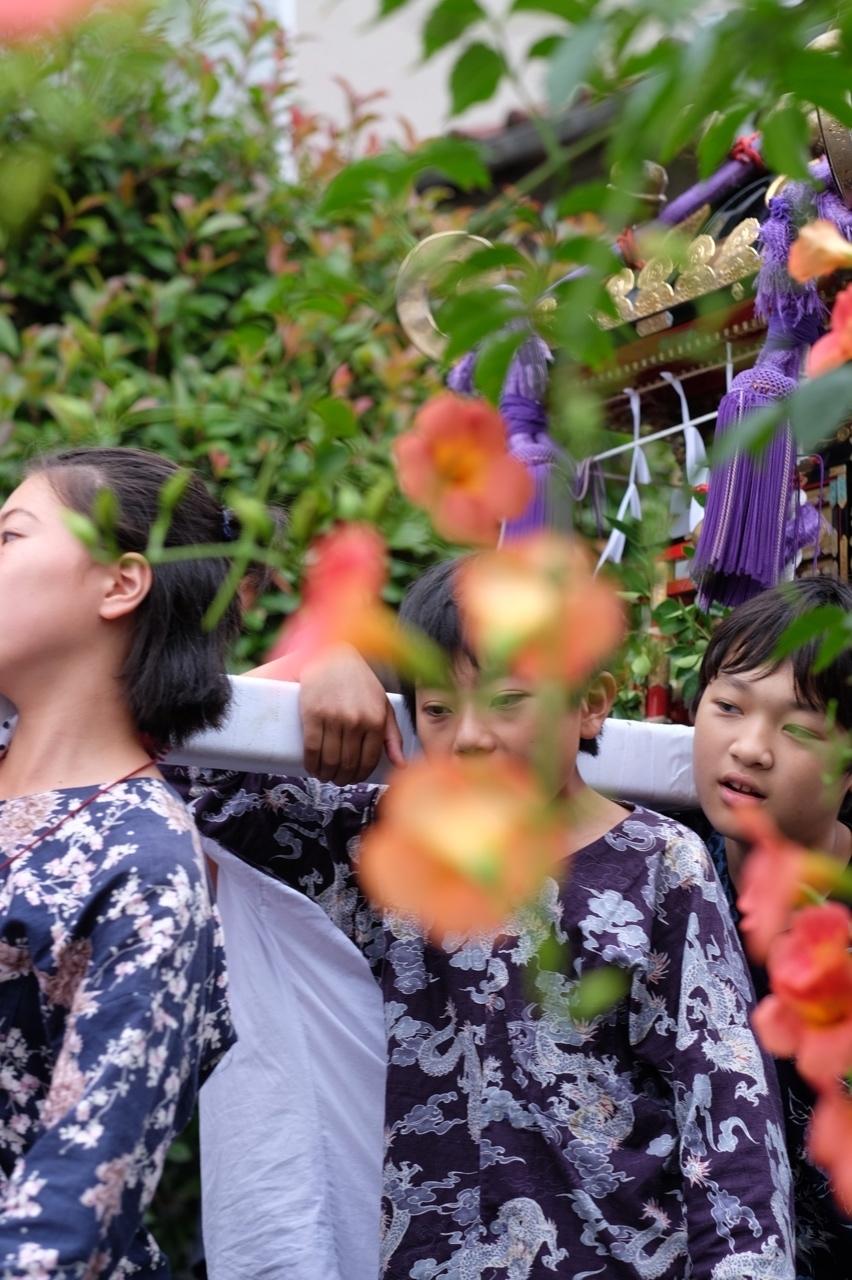 令和元年 秋谷神明社御祭禮−5_f0156448_19262223.jpg