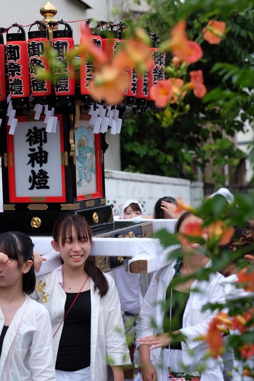 令和元年 秋谷神明社御祭禮−5_f0156448_19264691.jpg