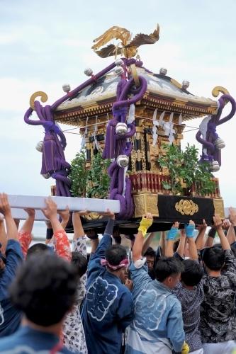 令和元年 秋谷神明社御祭禮−6_f0156448_19273030.jpg