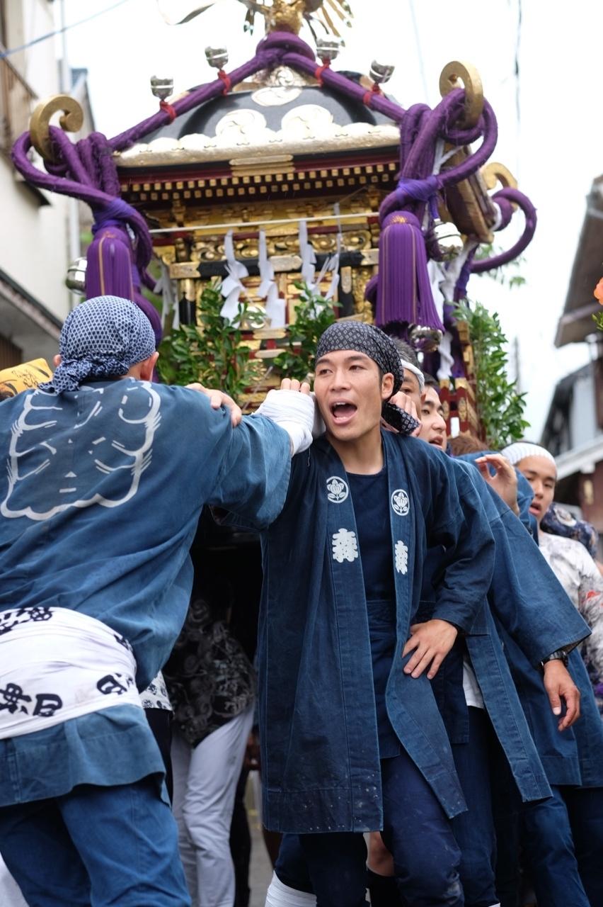 令和元年 秋谷神明社御祭禮−6_f0156448_19401136.jpg