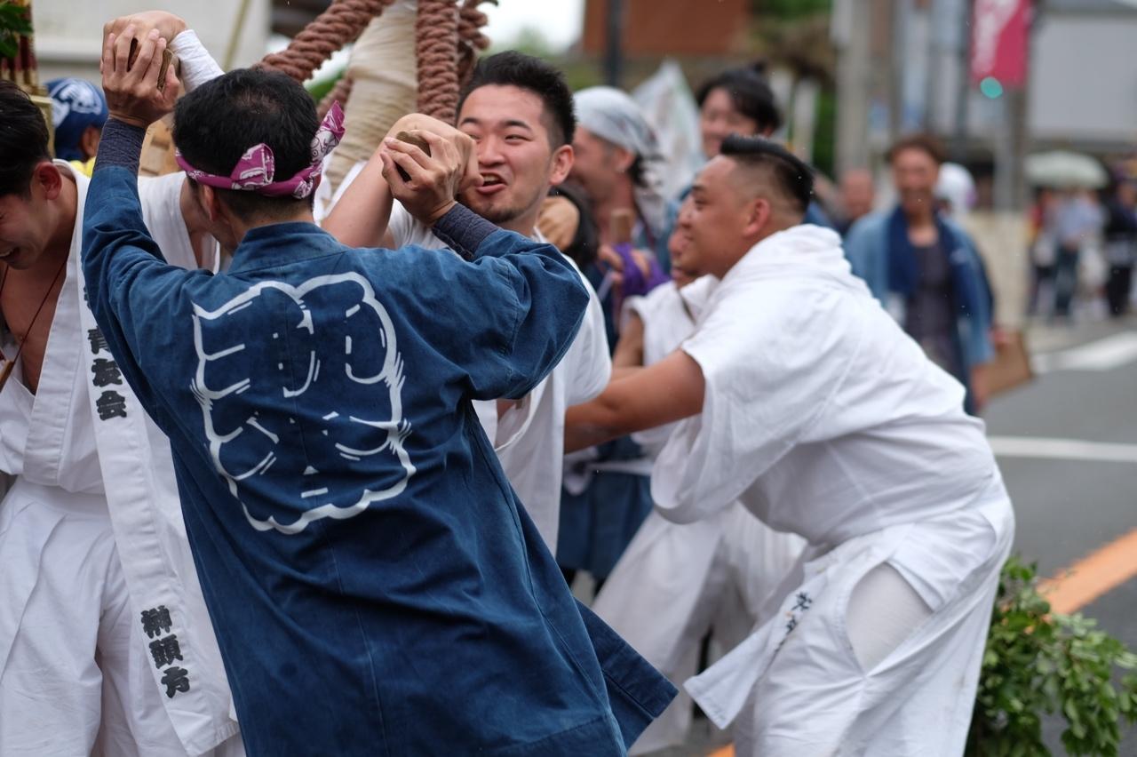 令和元年 秋谷神明社御祭禮−6_f0156448_19401235.jpg