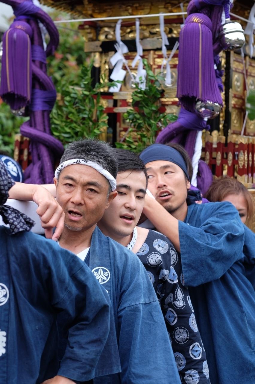 令和元年 秋谷神明社御祭禮−6_f0156448_19401295.jpg