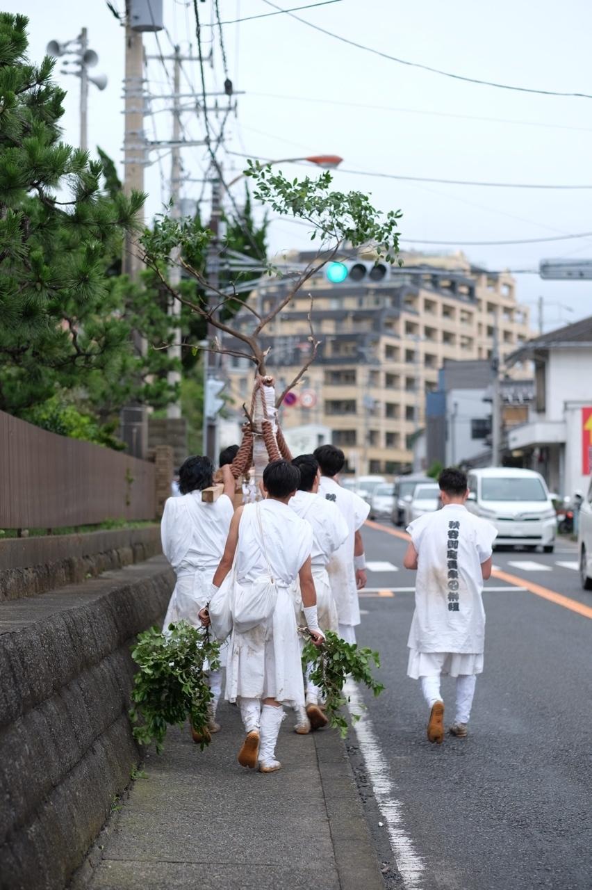 令和元年 秋谷神明社御祭禮−6_f0156448_19403273.jpg