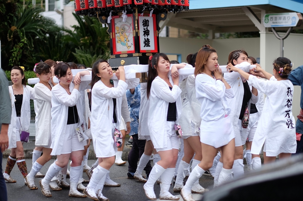 令和元年 秋谷神明社御祭禮−6_f0156448_19410441.jpg