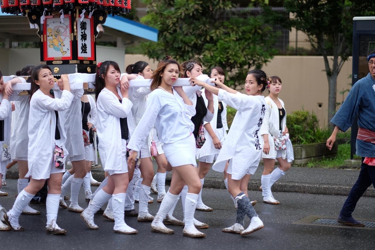 令和元年 秋谷神明社御祭禮−6_f0156448_19410482.jpg