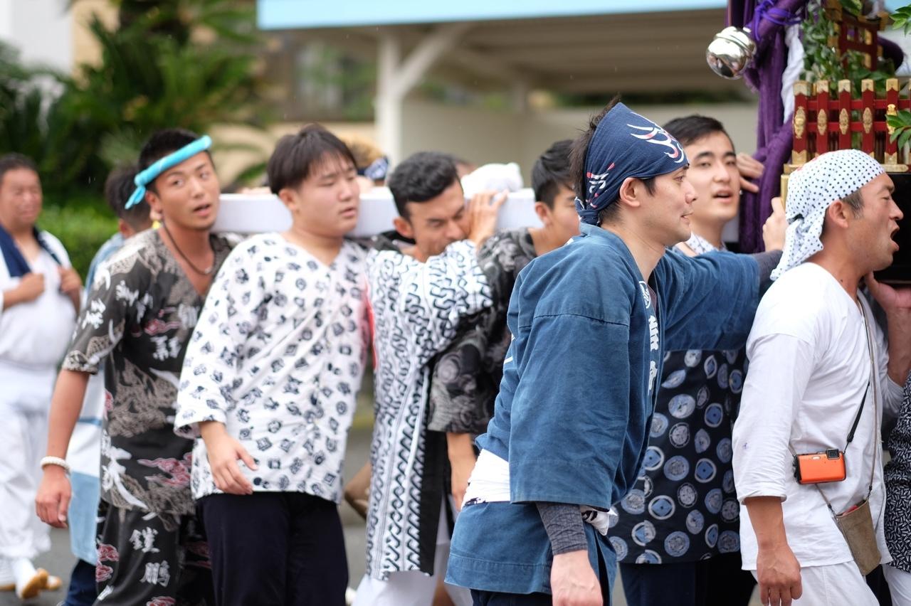 令和元年 秋谷神明社御祭禮−6_f0156448_19412814.jpg