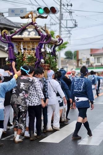 令和元年 秋谷神明社御祭禮−6_f0156448_19412884.jpg