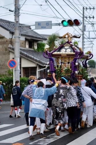 令和元年 秋谷神明社御祭禮−6_f0156448_19412938.jpg