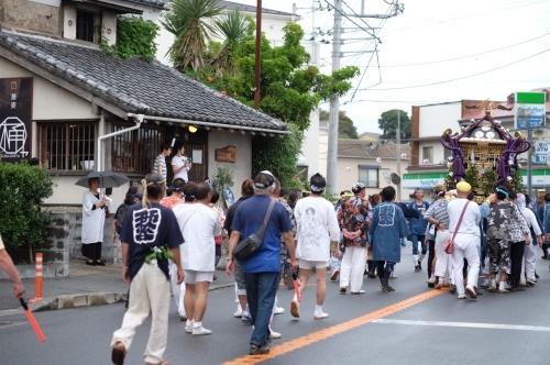 令和元年 秋谷神明社御祭禮−6_f0156448_19413733.jpg
