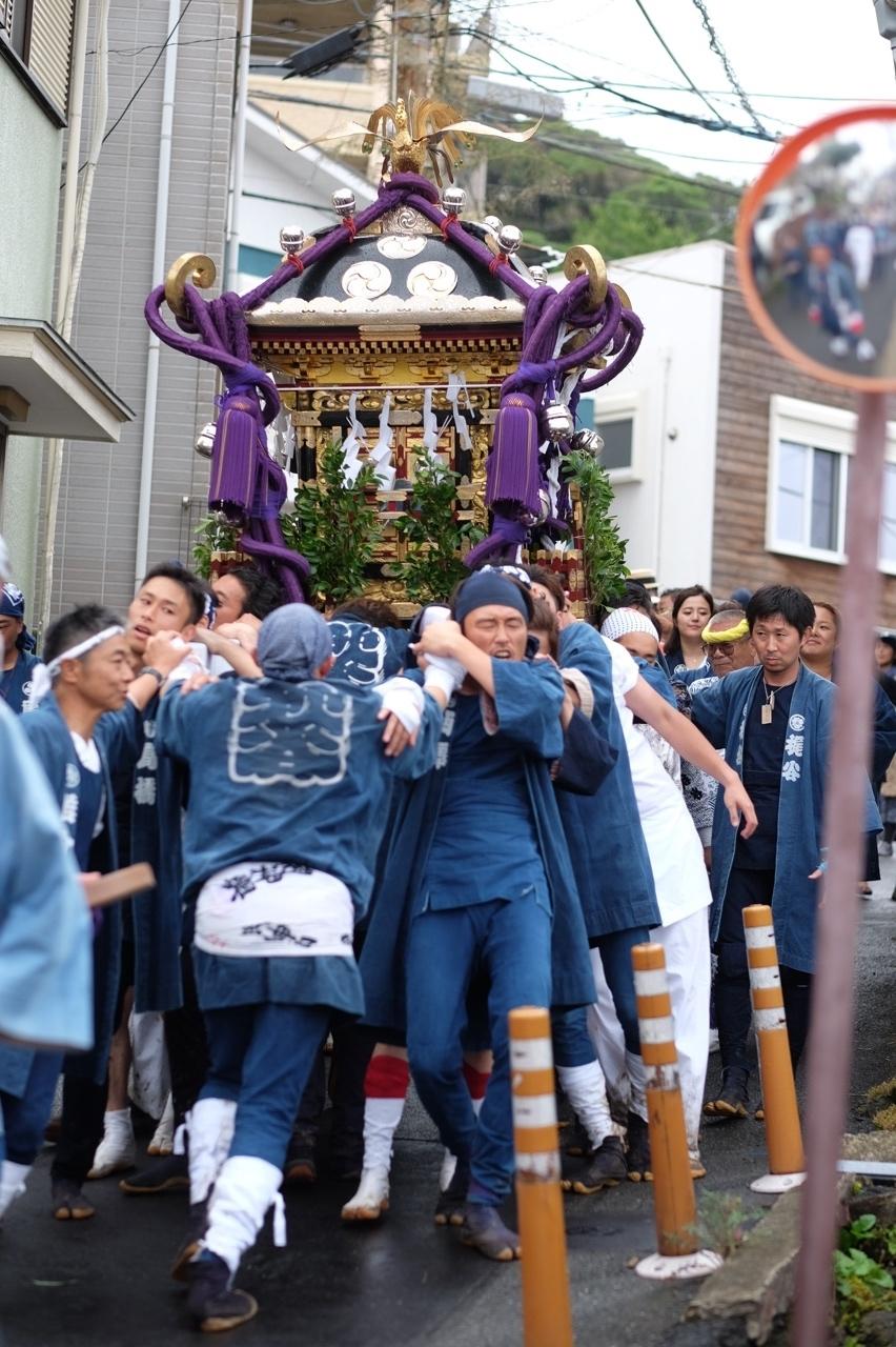 令和元年 秋谷神明社御祭禮−7_f0156448_20010158.jpg
