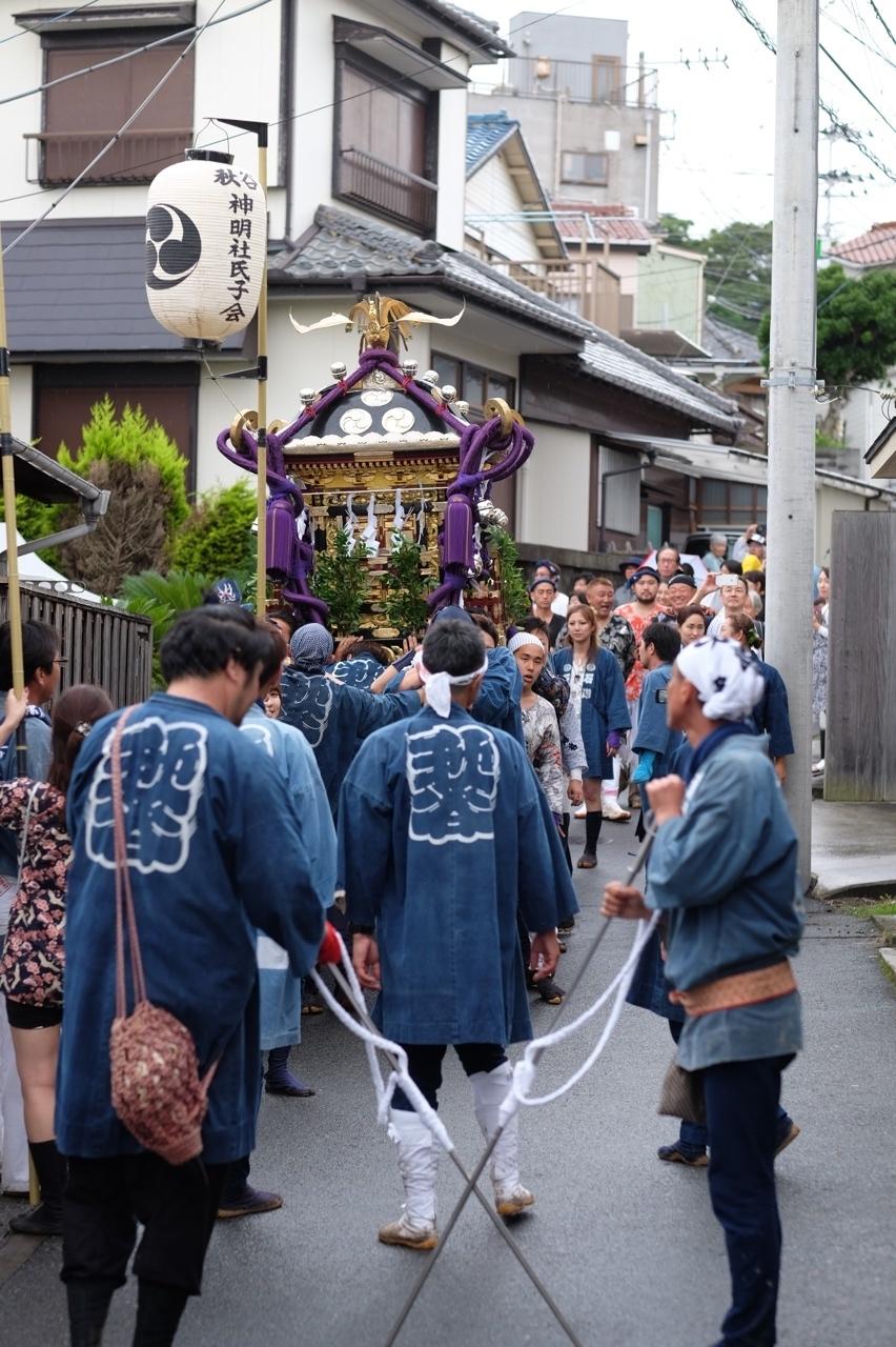令和元年 秋谷神明社御祭禮−7_f0156448_20010277.jpg