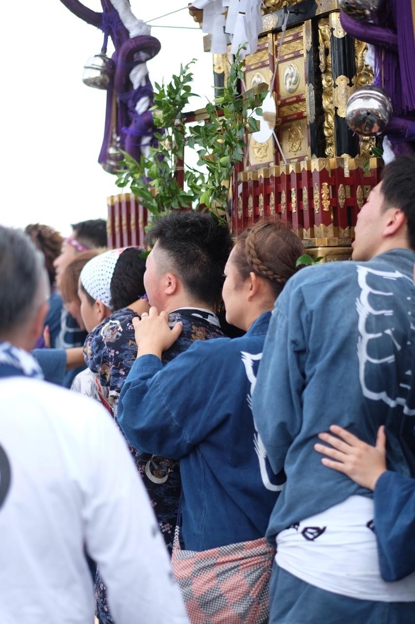 令和元年 秋谷神明社御祭禮−7_f0156448_20012253.jpg