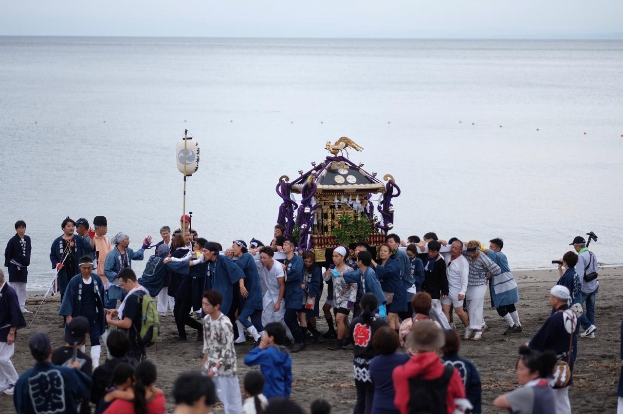 令和元年 秋谷神明社御祭禮−7_f0156448_20020374.jpg