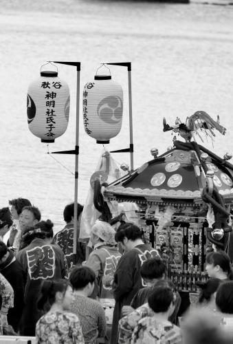 令和元年 秋谷神明社御祭禮−8_f0156448_20534480.jpg