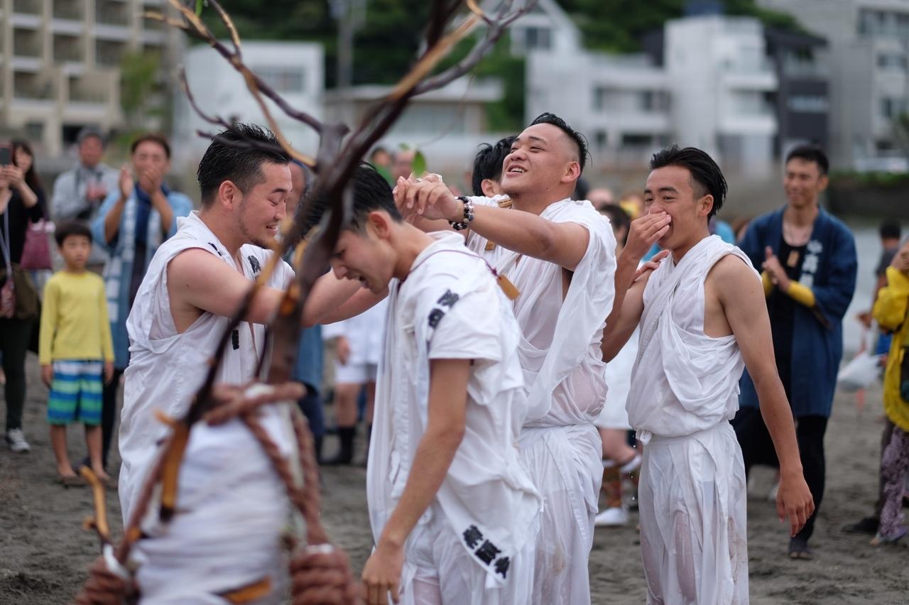 令和元年 秋谷神明社御祭禮−8_f0156448_21022438.jpg