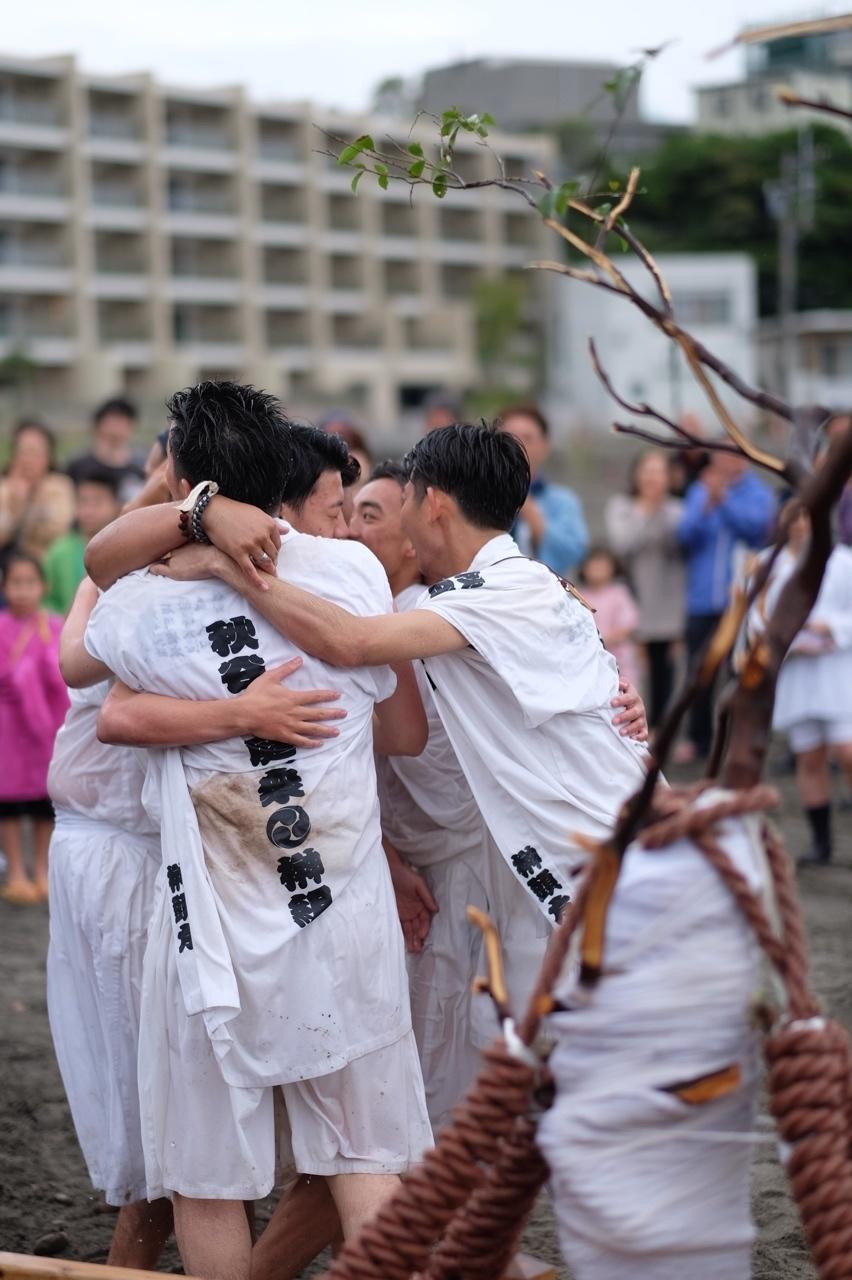 令和元年 秋谷神明社御祭禮−8_f0156448_21022462.jpg