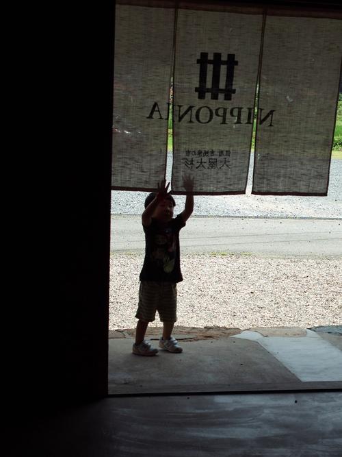 「うちげぇのアートおおや」と「どうぶつ園展2」・・・走行距離、355.8㎞_d0005250_1947234.jpg