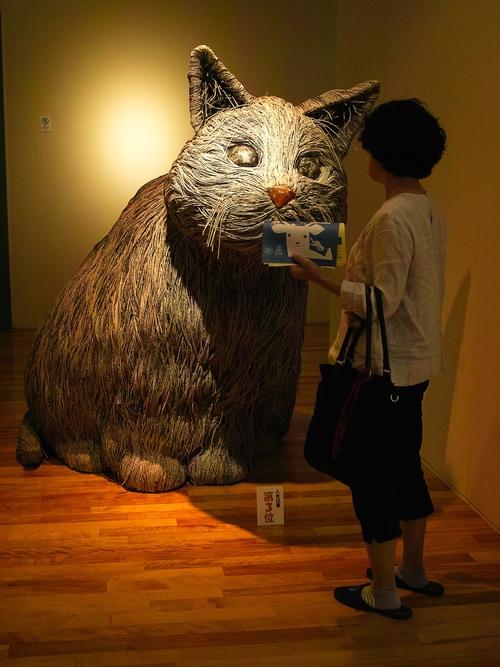 「うちげぇのアートおおや」と「どうぶつ園展2」・・・走行距離、355.8㎞_d0005250_1956039.jpg