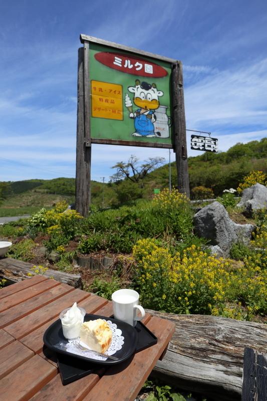 チーズケーキを食べに、四国カルスト 大野ヶ原へ その2_a0077663_22381920.jpg