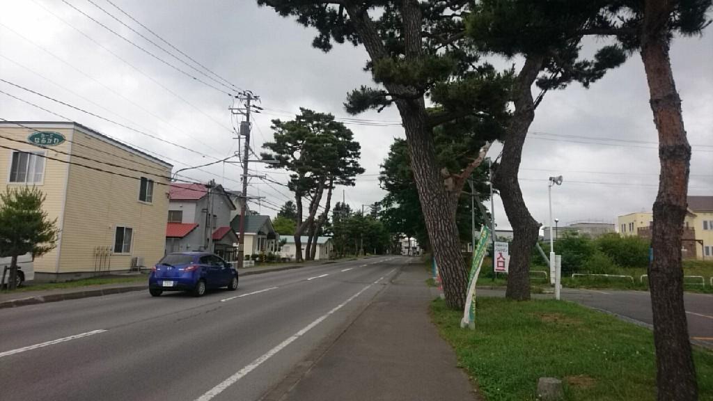 仕入れのため、七飯町大槻食材へ。七飯は小雨です。_b0106766_08555048.jpg