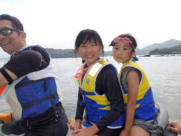 波多津の子供会とシーバード♡_a0077071_13222557.jpg
