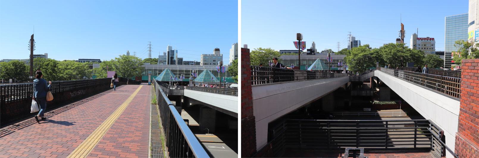[多摩NTの橋ぜんぶ撮影PJ] No.116~120 多摩センター駅周辺の橋_a0332275_00032567.jpg