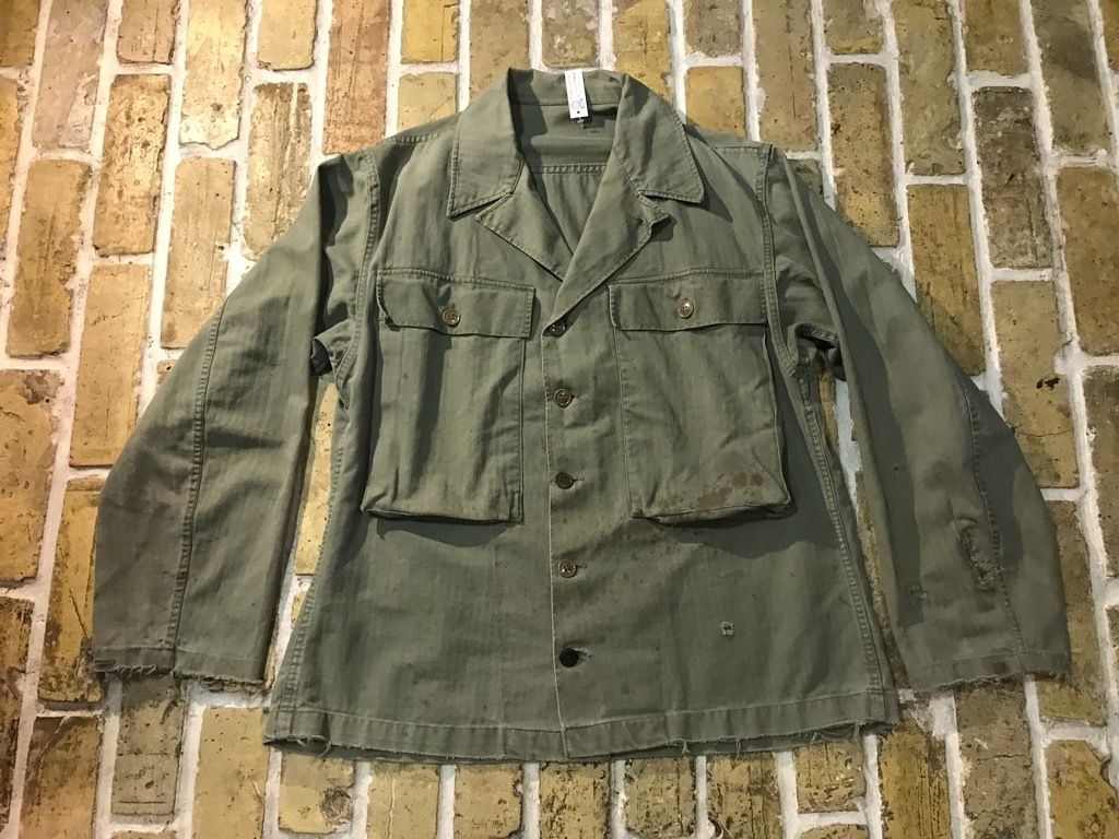 マグネッツ神戸店 1940\'s US.Army H.B.T.Tops!!!_c0078587_13491605.jpg