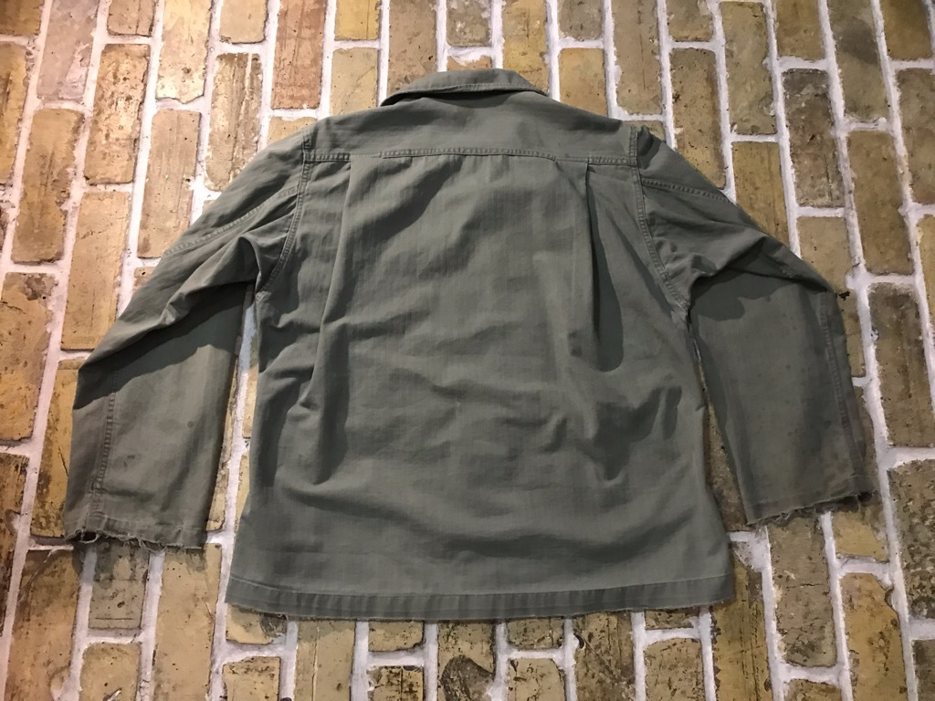マグネッツ神戸店 1940\'s US.Army H.B.T.Tops!!!_c0078587_13491615.jpg