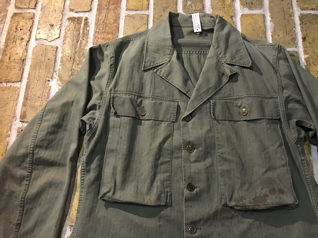 マグネッツ神戸店 1940\'s US.Army H.B.T.Tops!!!_c0078587_13491767.jpg