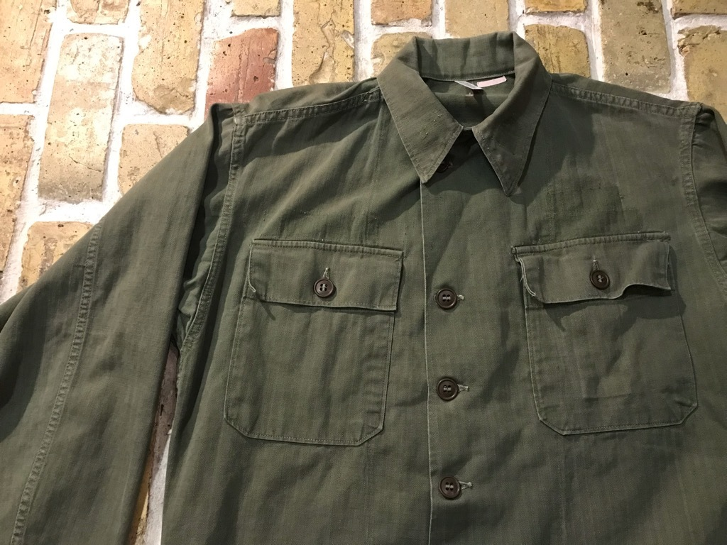 マグネッツ神戸店 1940\'s US.Army H.B.T.Tops!!!_c0078587_13500127.jpg