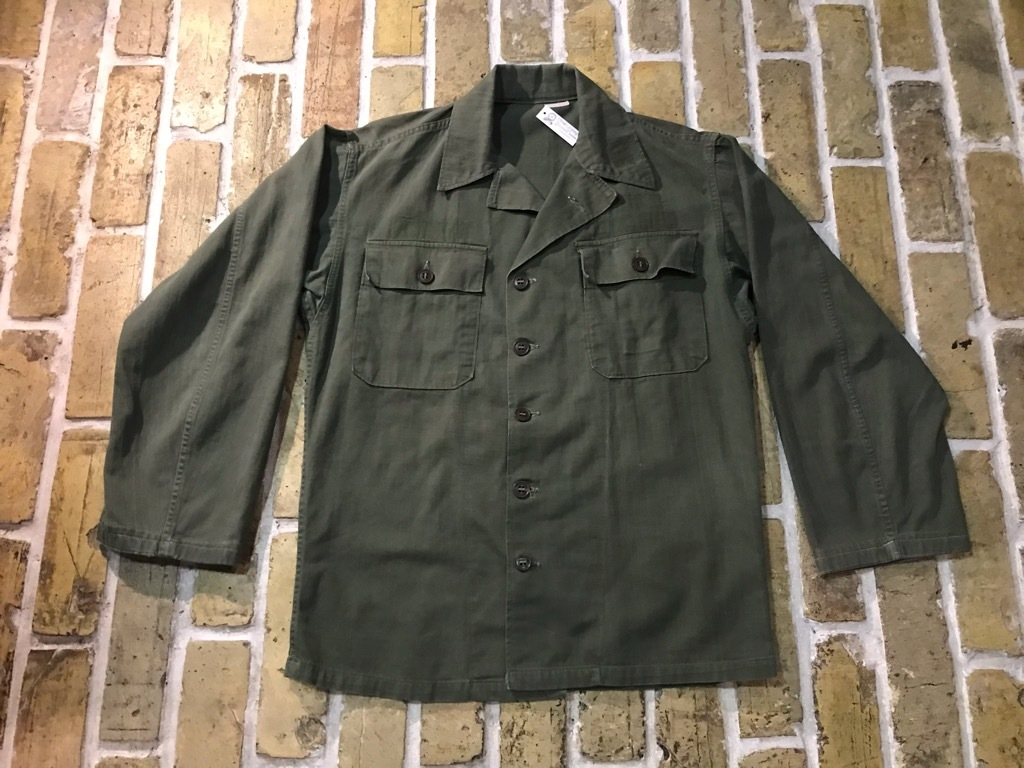マグネッツ神戸店 1940\'s US.Army H.B.T.Tops!!!_c0078587_13500195.jpg