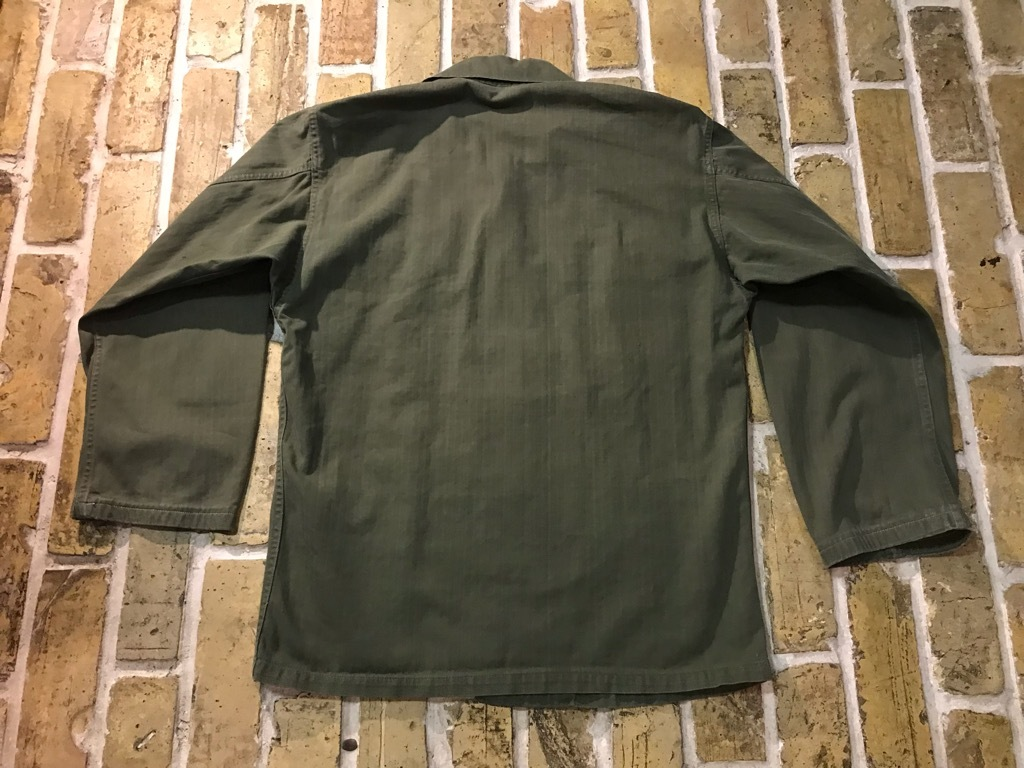 マグネッツ神戸店 1940\'s US.Army H.B.T.Tops!!!_c0078587_13500294.jpg