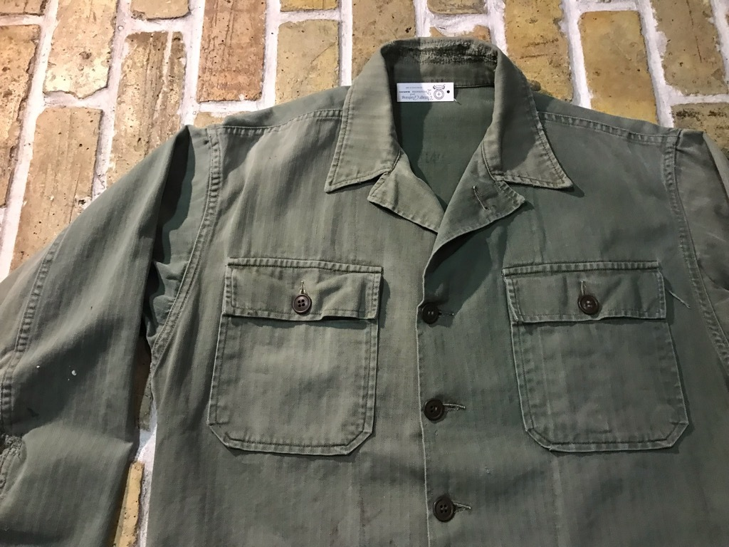 マグネッツ神戸店 1940\'s US.Army H.B.T.Tops!!!_c0078587_13505090.jpg