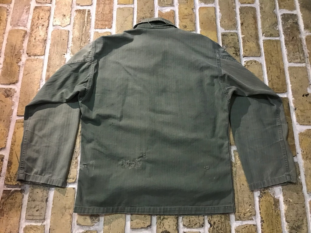 マグネッツ神戸店 1940\'s US.Army H.B.T.Tops!!!_c0078587_13505170.jpg