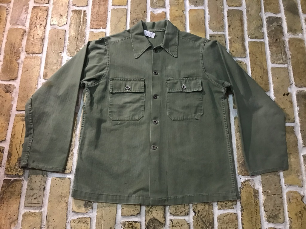 マグネッツ神戸店 1940\'s US.Army H.B.T.Tops!!!_c0078587_13511202.jpg