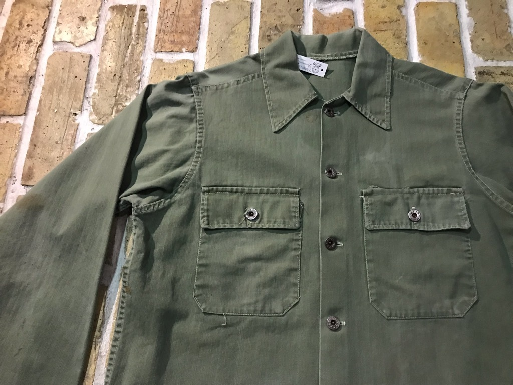 マグネッツ神戸店 1940\'s US.Army H.B.T.Tops!!!_c0078587_13511253.jpg